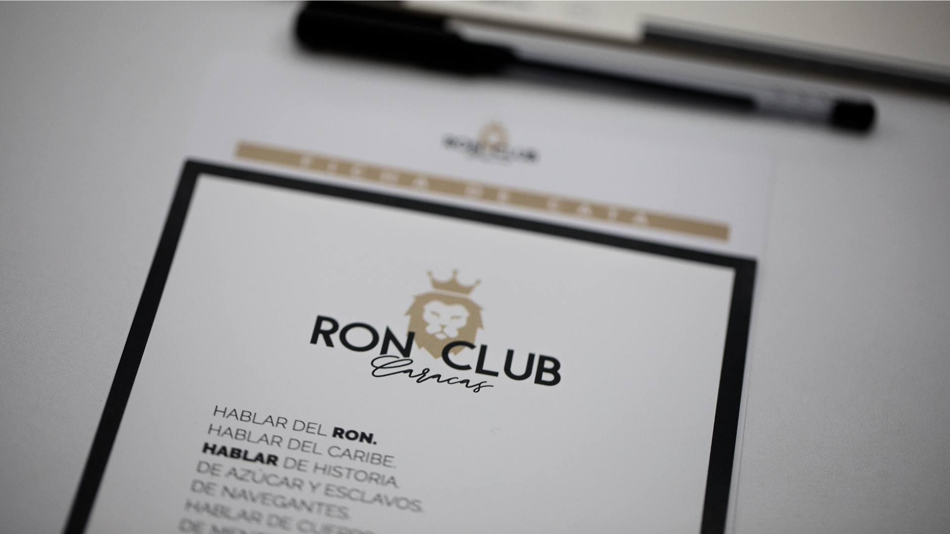 Ron Club Caracas